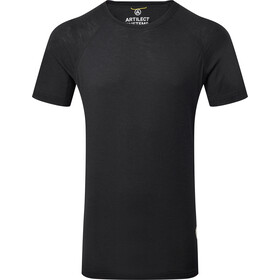 ARTILECT Boulder 125 SS Shirt Men, negro